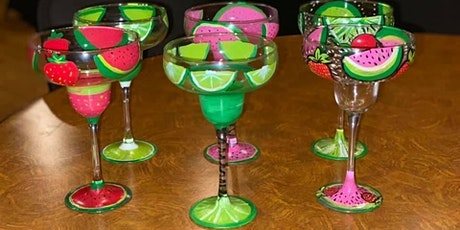 PAINT YOUR OWN MARGARITA GLASSES tickets