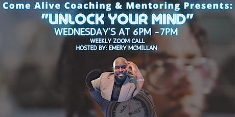 Unlock Your Mind tickets