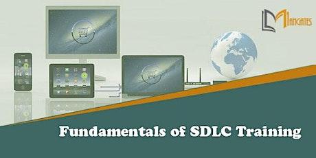 Fundamentals of SDLC 2 Days Virtual Live Training in London tickets