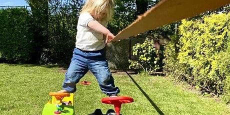 Kindermotorik Outdoor Kurs (12-30 Monate) Tickets