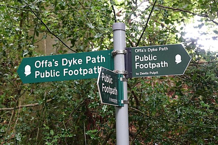 BIG WELSH WALK 2021 -  the Offa's Dyke Path image