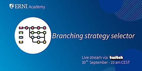 Branching strategy selector tickets