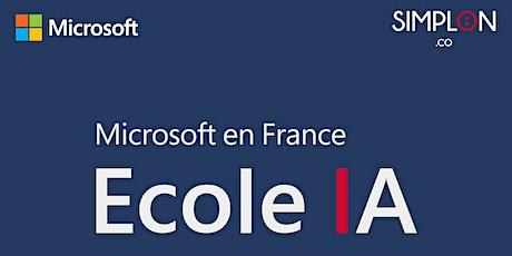 INFO CO - NANCY & STRASBOURG | Developpeur.se en IA - Ecole IA Microsoft billets