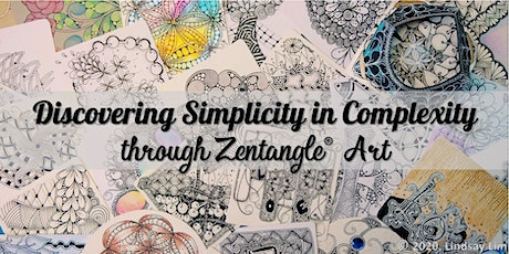 Zentangle Art Course starts  Sep 9 (8 sessions) tickets