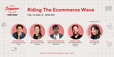 Made in Singapore: Riding The Ecommerce Wave entradas
