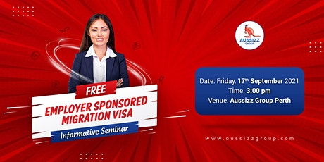 FREE Employer Sponsored Visa Seminar tickets