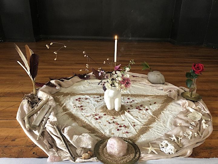 FULLMOON WOMAN CIRCLE : Transformierendes Ritual & genussvolle Verbindung: Bild