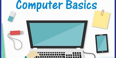 FREE Virtual Introduction to Computer Basics Class - Saturday, August 7th tickets