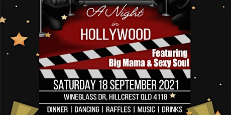 A Night in Hollywood tickets