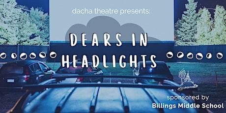 Dears in Headlights - Whidbey Island (Vehicle) tickets