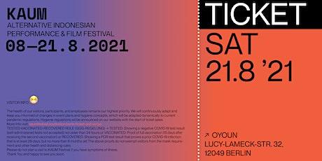 KAUM: Screening & Performance / CLOSING NIGHT tickets