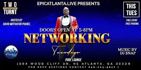 EpicAtlanta.Live Presents Networking Tuesdays   Event tickets