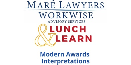 Mare Lawyers Workwise 2021 Lunch & Learn Series tickets