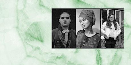 (un)told pages: Ny Poesi med Amina Elmi, Deniz Kiy & Joan Rang tickets