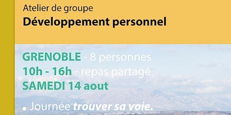 """Journée """"trouver sa voie"""" - Grenoble billets"""