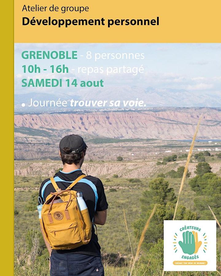"""Image pour Journée """"trouver sa voie"""" - Grenoble"""