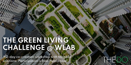 The Green Living DO Challenge @ WLAB tickets