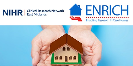 Enrich Forum: care home Research in the context of COVID-19 tickets