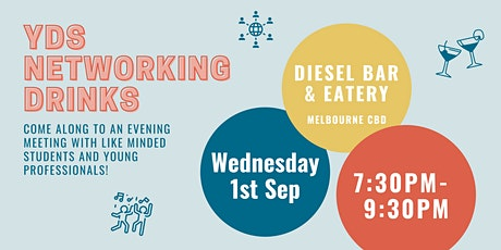 YDS Networking Drinks tickets