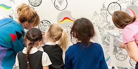 Online workshop on child leadership tickets