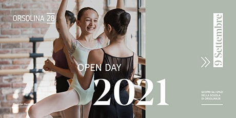 Openday Orsolina28 biglietti
