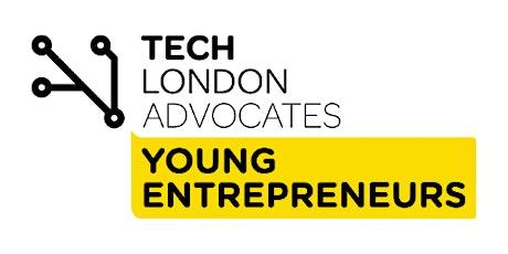 London Tech Week: Tech London Advocates: Young Entrepreneurs Launch tickets