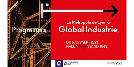 GiLyon 2021 | La Métropole et le déploiement productif sur le territoire billets