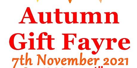 Frinton Summer Theatre's 1st Autumn Gift Fayre tickets