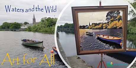 Sligo Tidy Towns Waters and the Wild Art for All tickets