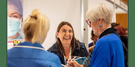 Nursing Times Careers Live Brighton  2021 - physical job fair tickets