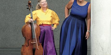 Lesley Shrigley-Jones (cello) and Yekaterina Lebedeva (piano) tickets