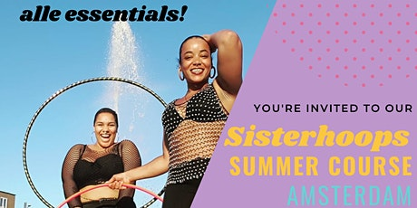 Sisterhoops Summer Course Amsterdam tickets