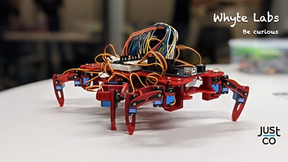Intro to Walking Robots Bootcamp (Hybrid format) tickets