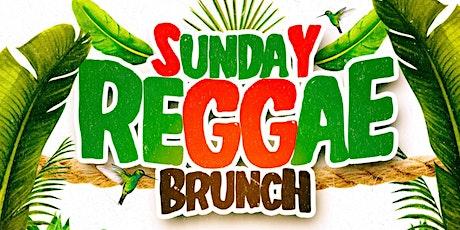 Sunday Reggae Brunch tickets