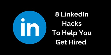 How to Use LinkedIn to Find Jobs and Clients tickets
