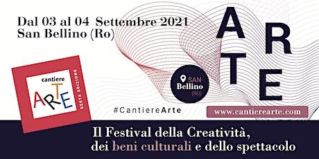Cantiere Arte - 6° edizione biglietti