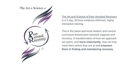 The Art & Science of Peer-Assisted Recovery (Zoom Online) Sept 2021 tickets