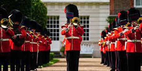 COLDSTREAM GUARDS BAND tickets