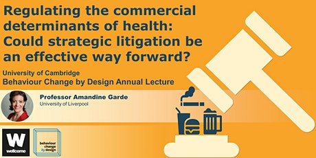 Behaviour Change by Design Annual Lecture 2021 tickets