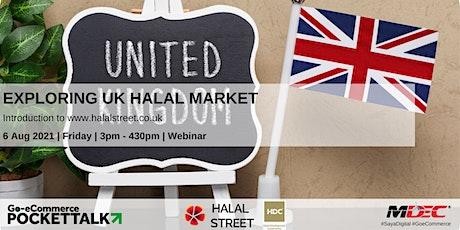 Go-eCommerce Pocket Talk Series #8 | Exploring the UK Halal Market entradas