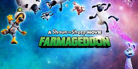 Free Film Screening - A Shaun the Sheep Movie: Farmageddon tickets