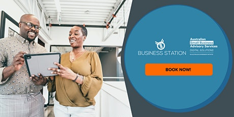 Business Basics Grant Information Session - Round 2 by Alice [FREE] tickets