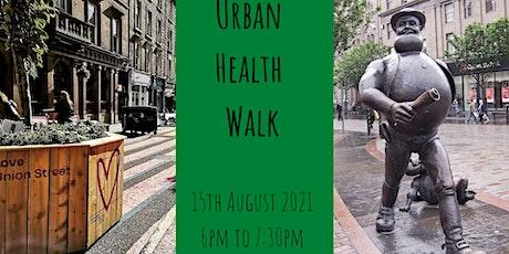 Urban Health Walk tickets