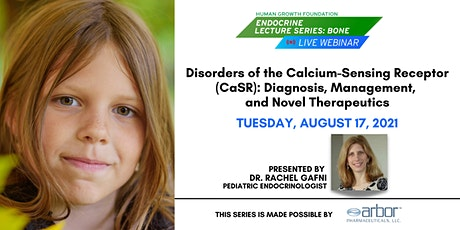 Disorders of CaSR): Diagnosis, Management,  and Novel Therapeutics tickets