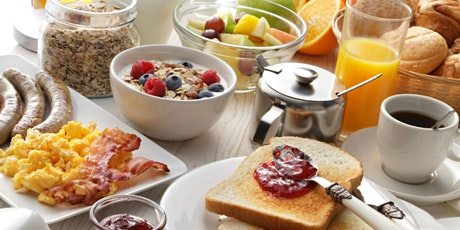 The gdb Business Breakfast tickets