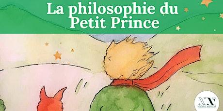 La philosophie du Petit Princce billets