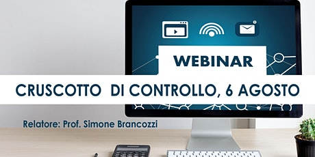 BOOTCAMP BALANCED SCORECARD CRUSCOTTO DI CONTROLLO, streaming 6 agosto biglietti