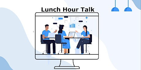 Lunch Hour Talk - Building and Scaling a High Performance Technology tickets