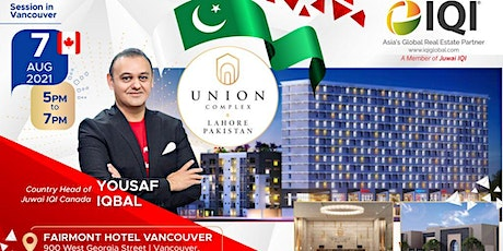 Be part of secure investment, Invest with Union Complex. tickets