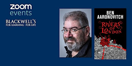 Ben Aaronovitch: 10th Anniversary Rivers of London tickets